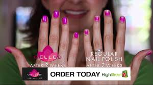gelled led nail system customer reviews youtube