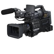 hdv cassette sony hvr s270e hdv shoulder mount camcorder agency press of