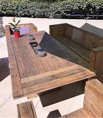 Recycled Patio Furniture Wood Pallet Recycled Outdoor Furniture Wood Pallet Furniture