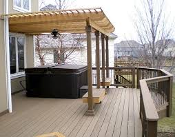 what is the difference between a pergola and a roof archadeck
