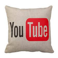 Aliexpresscom  Buy Youtube Cushion Cover Linen You Tube Throw - Funny home decor