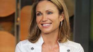 how to cut your hair like amy robach gma s amy robach s true colors shine through uses term colored