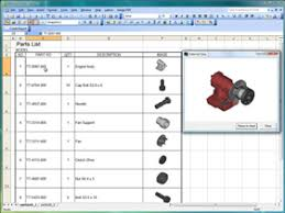 Engineering Excel Templates 3d Models In Microsoft Excel