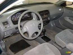 Honda Civic 1993 Interior Gray Interior 2000 Honda Civic Ex Coupe Photo 48121510 Gtcarlot Com