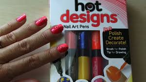 designs nail art pens how to use u0026 review youtube