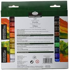 royal and langnickel 18 oil colours amazon co uk kitchen u0026 home