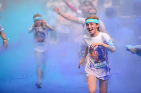 london the color run uk