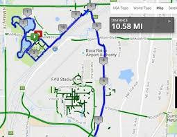 fau boca map bike the el nature trail of boca raton you might see some