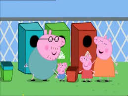 peppa pig episode recycling