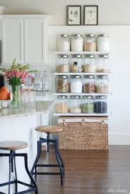Kitchen Open Shelves Ideas Open Pantry Frigidaire Professional Frigidaireprofessional