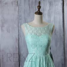 2015 mint lace bridesmaid dress sky blue short wedding dress