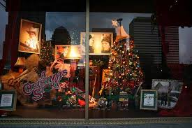 Christmas Window Decorations In Chicago by Higbee U0027s A Christmas Story House