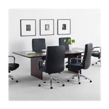 Hon Conference Table Basyx By Hon Bl Series Conference Table Rectangle Top Slab