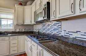 white kitchen cabinets with antique brown granite distressed kitchen cabinets design pictures designing idea