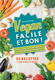 livre cuisine v arienne vegan facile et bon distribution prologue