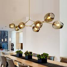Dining Room Chandeliers With Shades by Online Get Cheap Orange Lamp Shades Aliexpress Com Alibaba Group