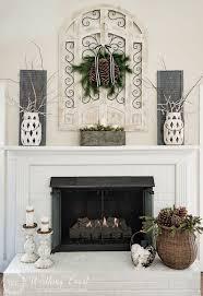 mantle decor mantel decorating ideas for everyday archives allstateloghomes com