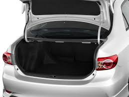 trunk space toyota corolla 2011 corolla trunk best cars