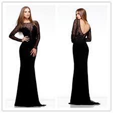 dresses for black tie events amanda ferri
