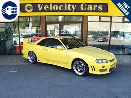 nissan gtr used canada 1998 nissan skyline 93k u0027s turbo coupe 1yr wrnt for sale in