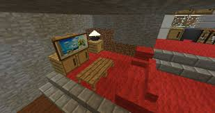 Minecraft Blinds Hidden House With Furniture Minecraft Project