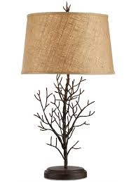 lake house furniture cottage home lodge lake house furniture branch table lamp