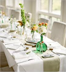 Simple Centerpieces Dining Room Table Decorations Simple Centerpieces Wedding Table