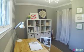 Home Office Storage by Home Office Desk Organization Ideas Diy Decor How To 15 Minute