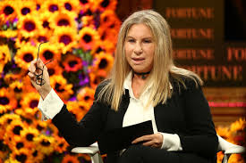 barbra streisand donald trump is making me fat the independent