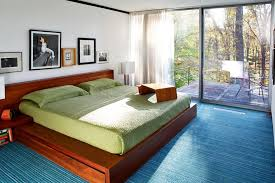 Platform Bed Bedspreads - new york platform bed ideas bedroom modern with soho contemporary