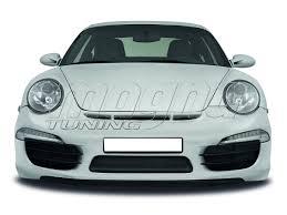 porsche 911 front 911 997 991 look front bumper
