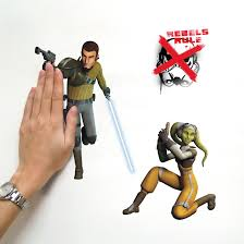 Wall Decals Amazon by Roommates Rmk2622scs Star Wars Rebels Peel And Stick Wall Decals