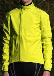 yellow waterproof cycling jacket review rapha hardshell jacket road cc