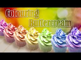 colouring buttercream pretty witty cakes youtube cakes