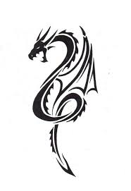 tribal dragon by lbalch86 deviantart com tattoo ideas