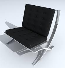 sedia barcellona archibit generation s r l modelli 3d sedie barcelona