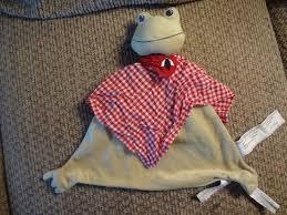 Ikea Blanket Ikea Fabler Groda Frog Baby Blanket Security Lovey Red Gingham