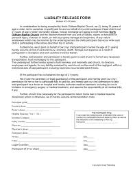 transportation release form template cried info