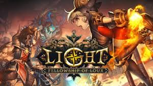 light fellowship of loux light fellowship of loux le nouveau jeu de com2us youtube