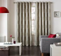 Silver And Red Curtains Jeff Banks Home Curtains Jeff Banks