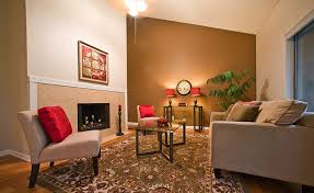 brown living room paint ideas with accent wall u2014 tedx designs