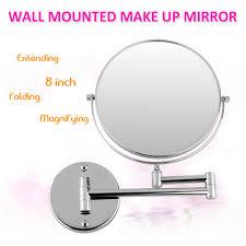 bathroom double sided bathroom mirror luxury home design fresh