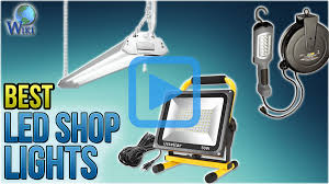 hyperselect led shop light top 10 led shop lights of 2018 video review