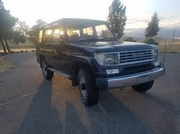 original land cruiser used 2005 toyota land cruiser 120 for sale bf639873 be forward