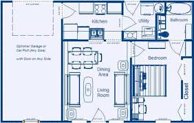housing blueprints floor plans 14 low income residential floor plans by zero energy design