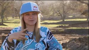 pro female motocross riders a inspirational story of ashley fiolek youtube