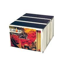 boites cuisine 3 boîtes de 240 allumettes pour la cuisine 302 flam up home