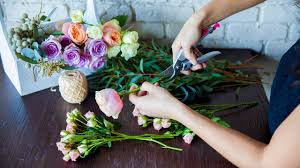 Flower Arranging For Beginners Bloom Online Flower Arranging For Hobby Or Professional