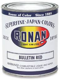 ronan superfine japan colors blick art materials