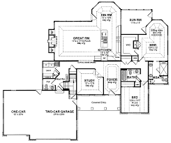 one story house blueprints large one story house plans tiny house